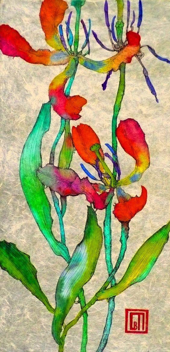 Sofia MillervWatercolor