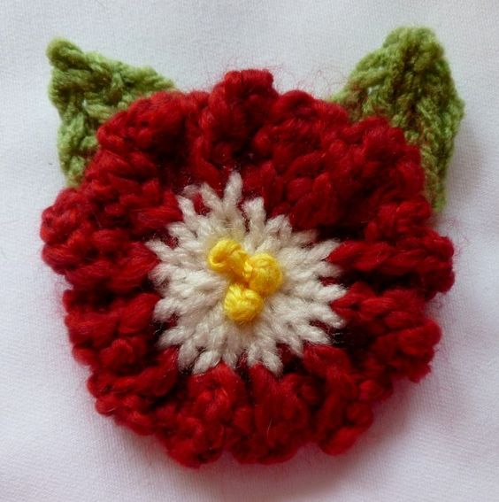 Knitting Flowers On A Loom : Loom knit lovely loopy flowers on peg flower