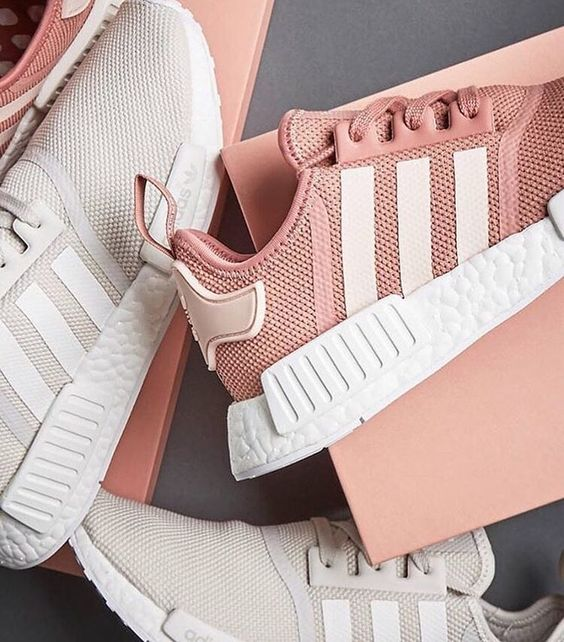 adidas nmd r1 rose pale