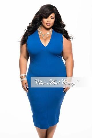 New Plus Size BodyCon Sleeveless Dress with Peplum Tail in Burgundy