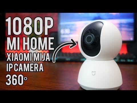 Mi Home Security Camera 360 1080p Night Vision Review Youtube Security Cameras For Home Home Security Best Security Cameras