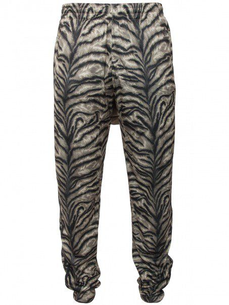 Pin for Later: The Sportswear So Stylish You Don't Even Need to Go to the Gym to Wear It Jeremy Scott Animal Print Track Pants Jeremy Scott Animal Print Track Pants (£65, origanlly £130)