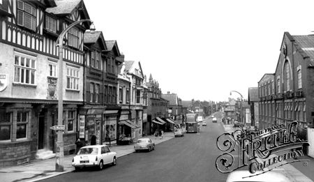 ashton high street in times past