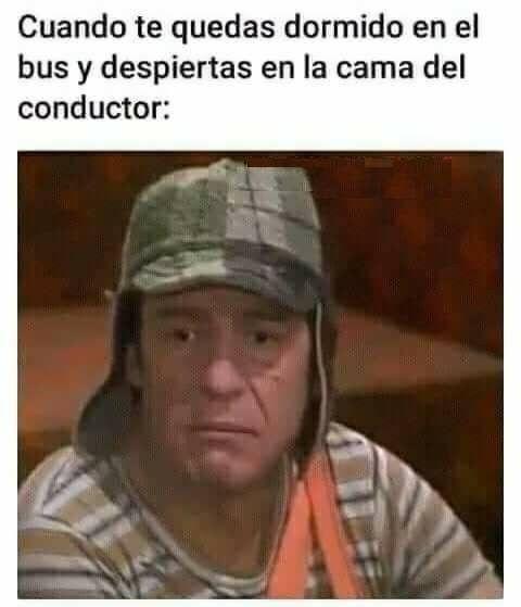 Dormirse En El Bus Memes Divertidos Meme Gracioso Memes De Ninas