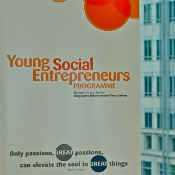 the young social entrepreneurs yse is an annual three day programme by ... - visit urbansocialentrepreneur.com
