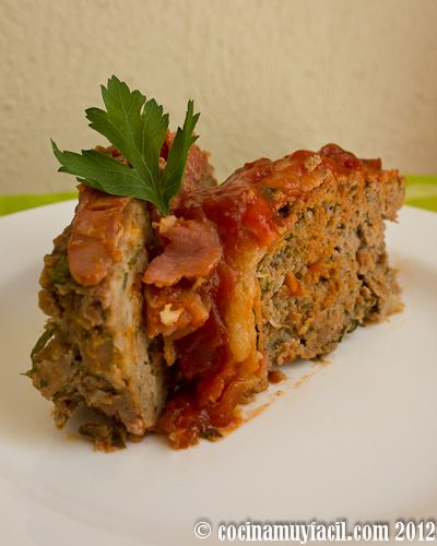 Aprende a preparar este delicioso y fácil pastel de carne. Será uno de los platillos favoritos de los niños en casa.
