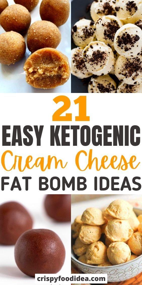 keto fat bombs cream cheese