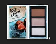 It Cosmetics Get Wet Waterproof Bronzer and high lighter .62 oz