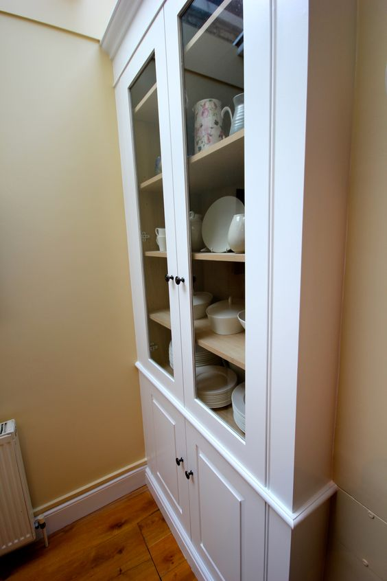 Bespoke kitchen storage unit for all your crookery etc