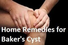 How To Treat Bakers Cyst At Home - Home Remedies For Baker's Cyst | Tips Curing Disease