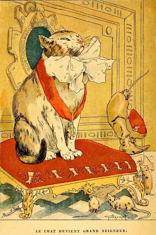 Charles Perrault, Le chat botté (1900)