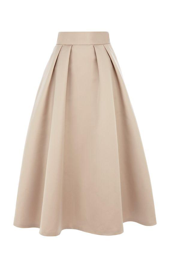 Evening Dresses | Naturals MESLITA SKIRT | Coast Stores Limited