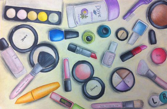 Makeup Drawing | Cosmology