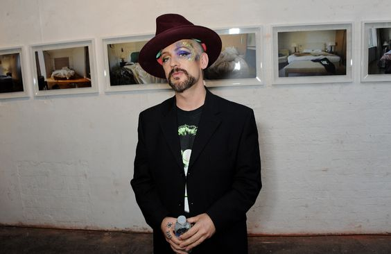 Boy George to Release First Album of New Music in 18 Years
