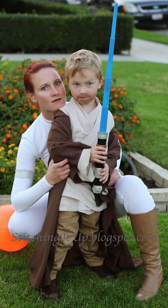 Stitching It Up: Obi Wan Kenobi Costume Sewing Tutorial
