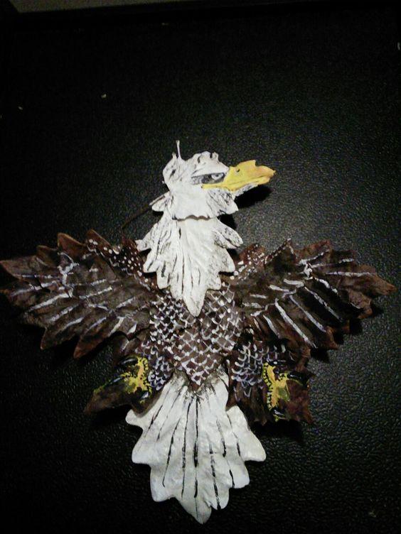 Leaf Eagle assemblage