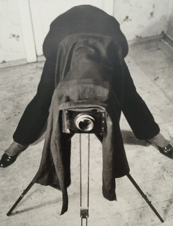 Willi Ruge  From the series Man behind the Camera  1930's