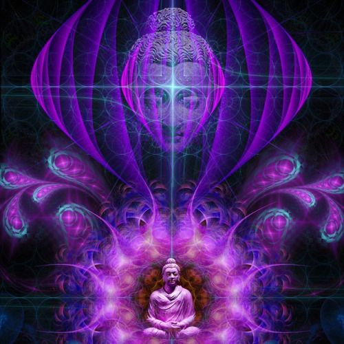 Buddha fields by Martin's Art Dimension...      ॐ
