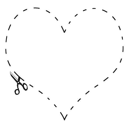 Psocomotricidad Fina Recortar Dibujos Para Colorear Fichas Infantil Imagenes Para Recortar Corazones Para Recortar Imprimibles Para Preescolar