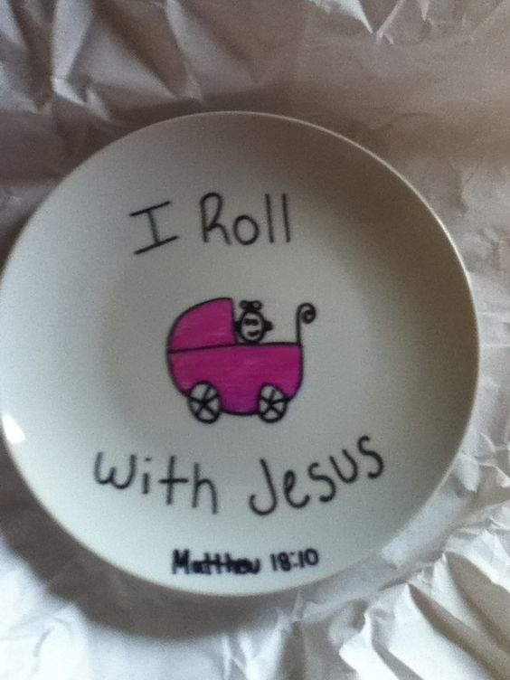 I roll with Jesus  :)