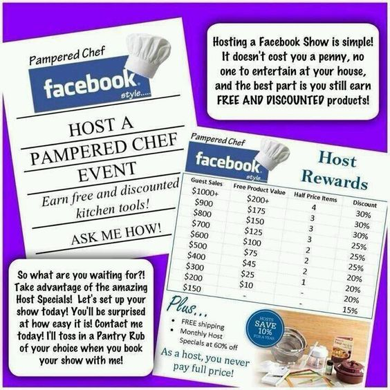 No need to clean house! Host a Facebook/Catalog show! You can even invite friends from out of state to join in and their products will be shipped to them directly! Ask me how you can set yours up TODAY!