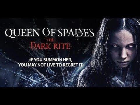 فيلم رعب روسي مترجم كامل Queen Of Spades The Darkest Movie Posters