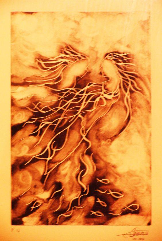Art Dámaris - Enllaçats - Enlazados - Bound