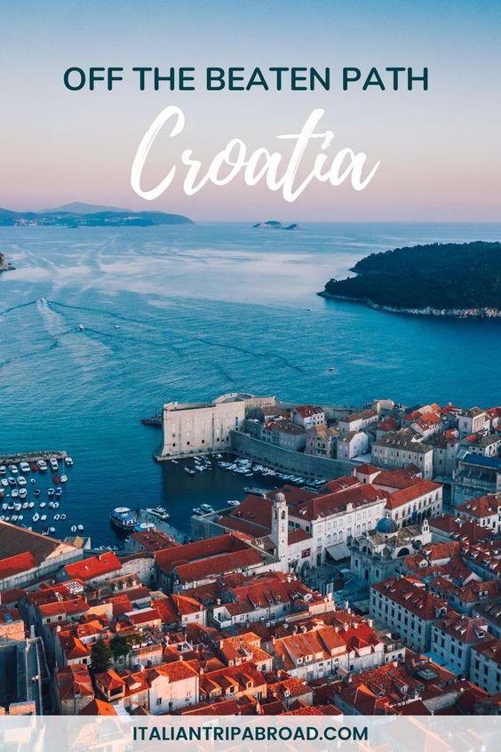 Croatia off the beaten path   Discover Croatia hidden gems