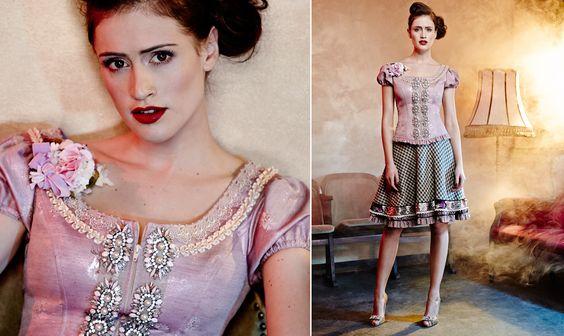 Lola Paltinger Couture-Dirndl CO 1620