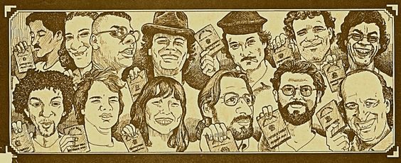Poetas de Brasília / década de 1970