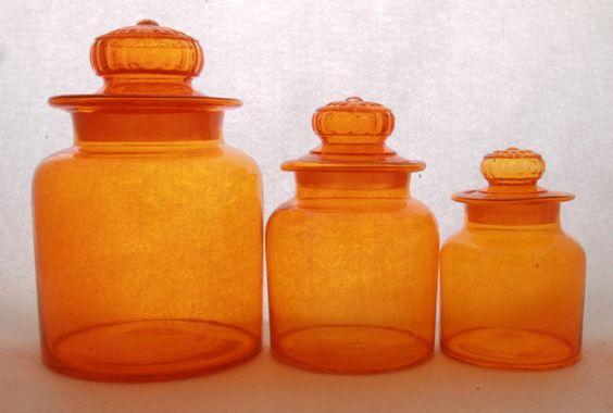 Pinterest the world s catalog of ideas for Kitchen set orange