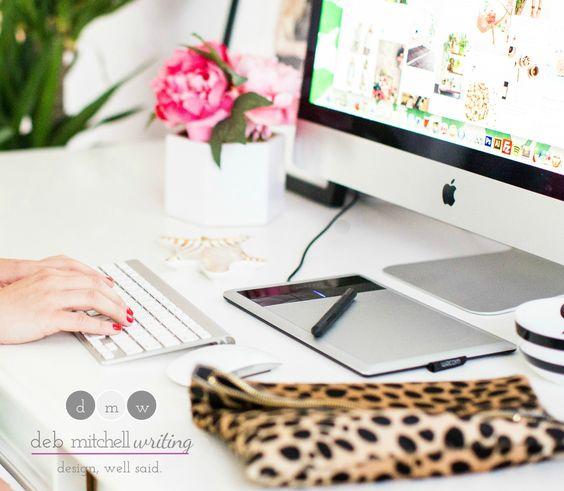 Brand Writing Quick Tip — Deb Mitchell Writing