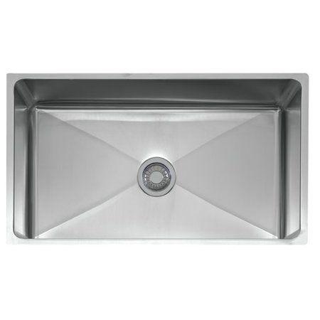 Franke Psx110339 Professional Series Undermount Kitchen Sink