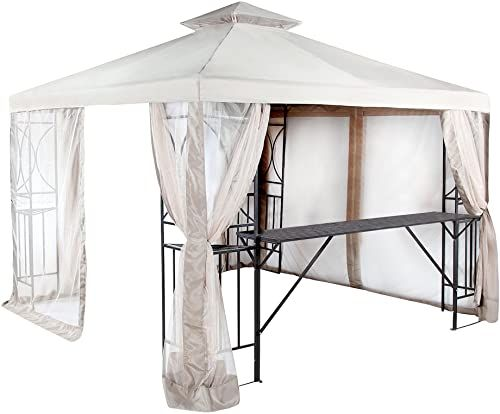 The Garden Winds Replacement Canopy Top Cover 10x10 Crescent Gazebo Riplock 350 Online Shopping Pptoplike In 2020 Outdoor Gazebos Gazebo Outdoor Porch Furniture