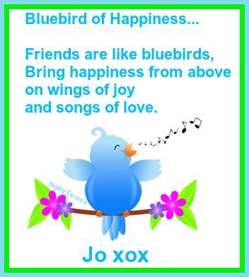 SPRINGTIME BLUEBIRD Tag Offer :: Godly Graphics :: Care2 Groups: