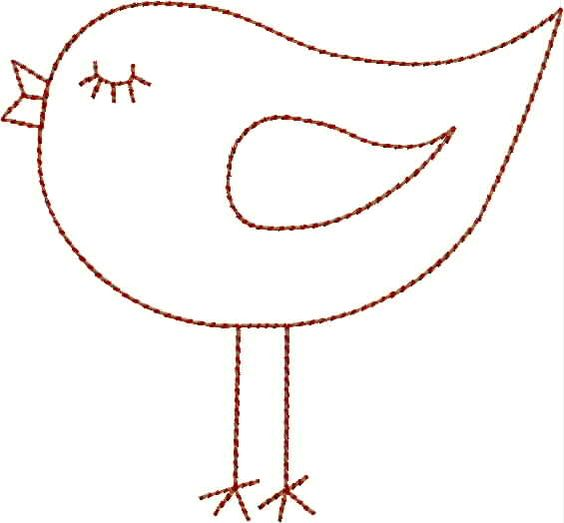 modern bird outline - Bing Images