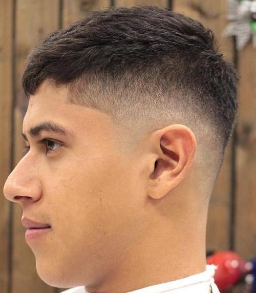 Admirable Mid Fade Haircuts And Haircut Styles On Pinterest Short Hairstyles Gunalazisus