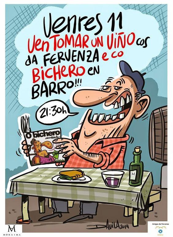 LA BUENA PITANZA: Gastronomía y risas en Barro (Pontevedra)