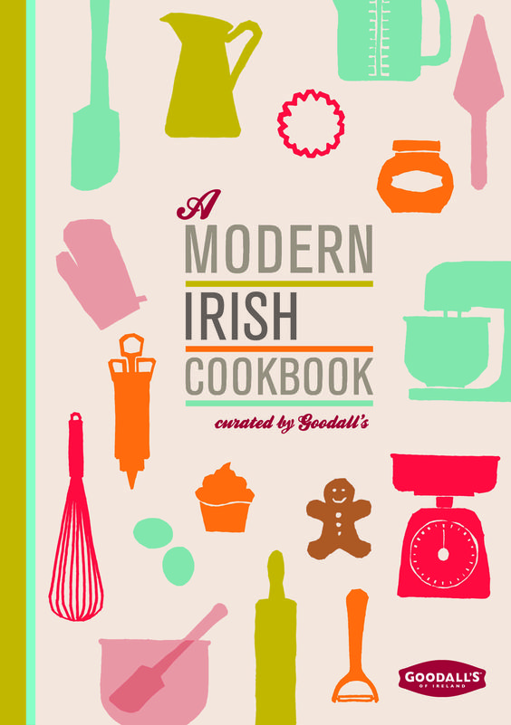 A Modern Irish Cookbook