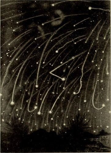 Leonids Meteor Shower Clip Art – Cliparts