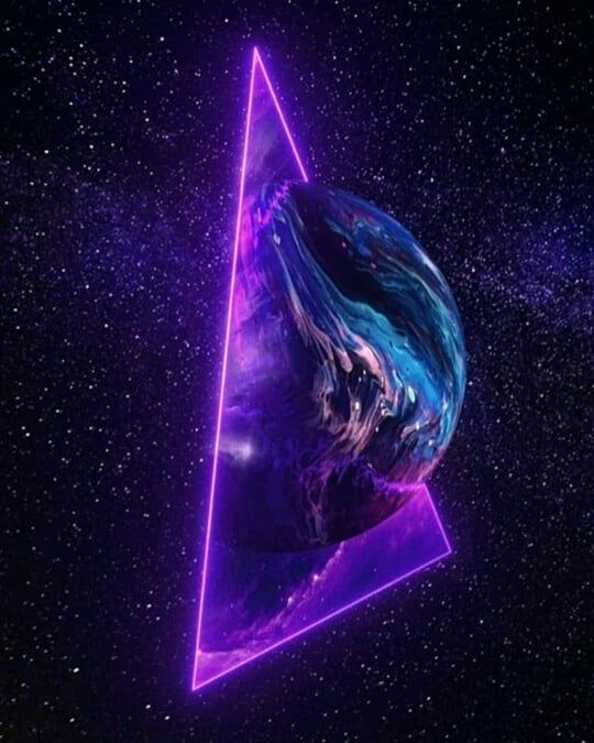 Don 39 T Forget To Follow Us Like And Post Vaporwave Wallpaper Glitch Wallpaper Galaxies Wallpaper Galaxy trippy galaxy dope wallpapers