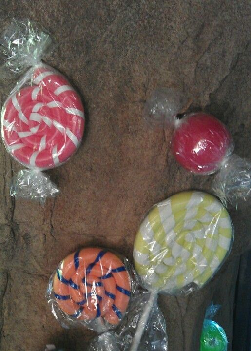 More Candy Made With Pool Noodles Crafts Pinterest