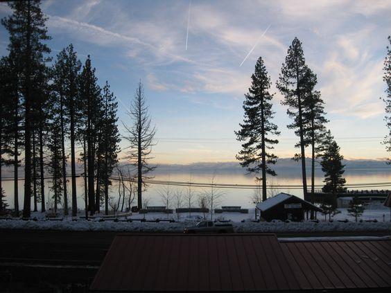 Beautiful North Shore of Lake Tahoe