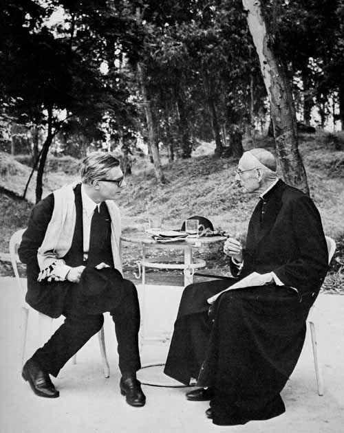 Federico Fellini. 8 1/2 (Otto e mezzo). 1963 | La Filmotheque ...