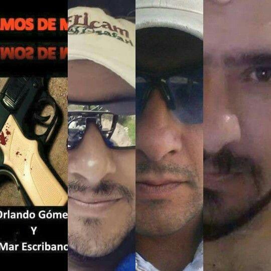 Colage de los momentos más osados de Orlando Gomez...