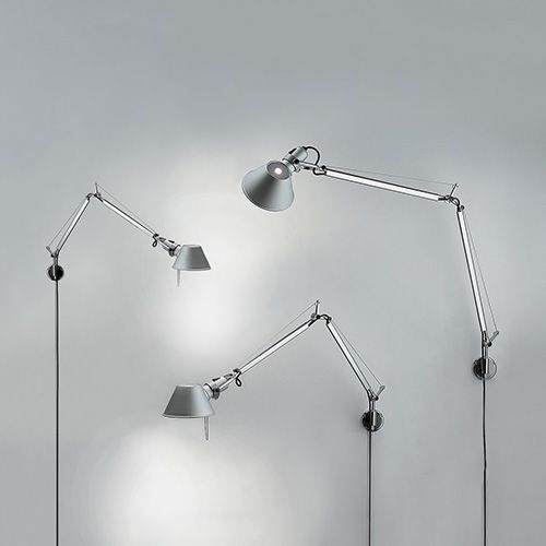 Tolomeo Maxi Floor Inspiration Materials And Technologies Artemide North America Wall Lamp Artemide Lamp