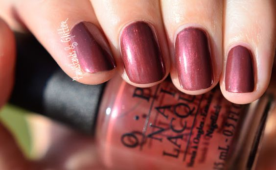 #OPI San Francisco Collection - I Knead Sourdough