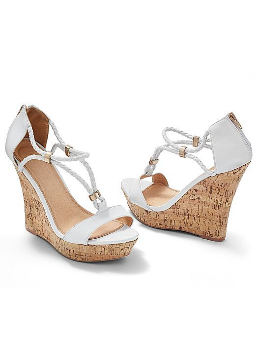 summer and fun wedges