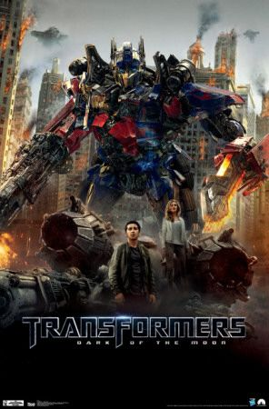 Transformers 1, 2, and 3!
