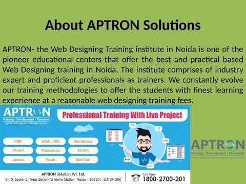 Web Designing Course Is Fully Interactive With Real Time Projects And Excellent Opportunities For Everyone Web Design Web Design Course Web Design Training